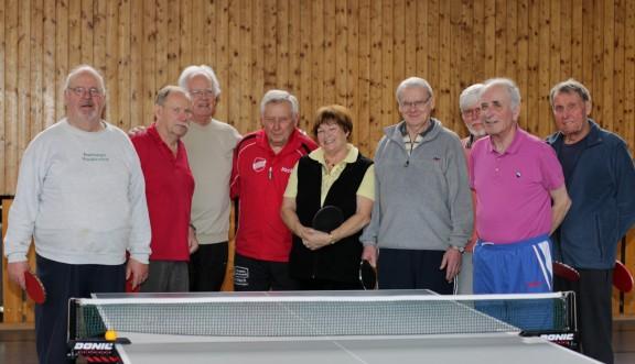 TT Senioren Gruppenfoto
