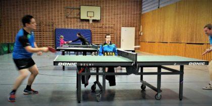 Tischtennis Aktive