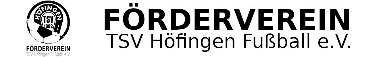 Förderverein TSV Höfingen Fussball e.V.